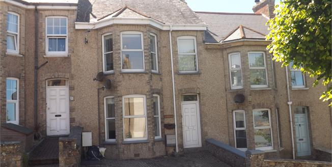 Asking Price £179,000, 2 Bedroom Maisonette For Sale in Newquay, TR7