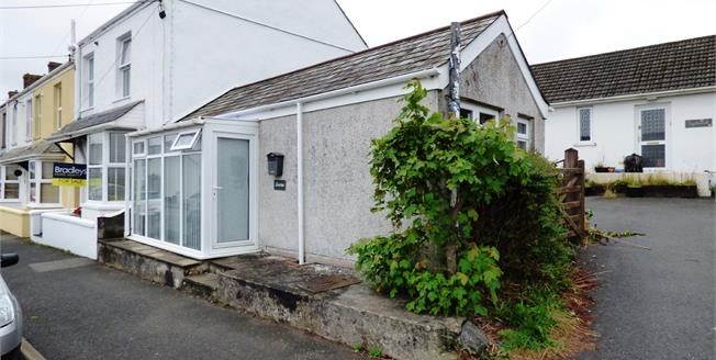 Asking Price £75,000, 1 Bedroom Detached Bungalow For Sale in St. Columb Road, TR9
