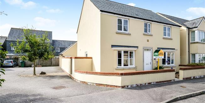 Asking Price £325,000, 4 Bedroom Detached House For Sale in St. Columb, TR9