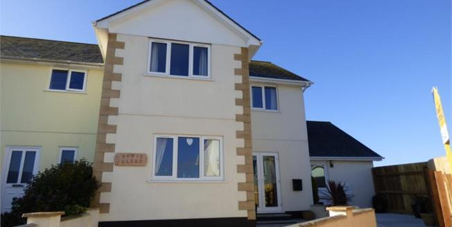 Asking Price £215,000, 4 Bedroom Semi Detached House For Sale in Indian Queens, TR9