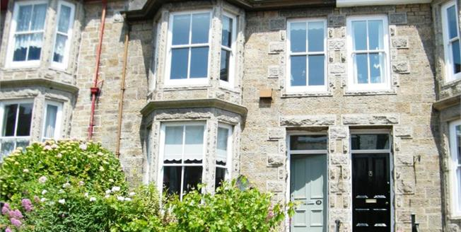Asking Price £239,950, 5 Bedroom Terraced House For Sale in Penzance, TR18