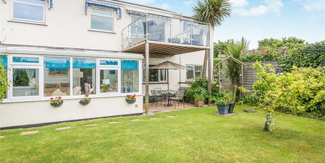 Asking Price £535,000, 4 Bedroom Detached House For Sale in Marazion, TR17