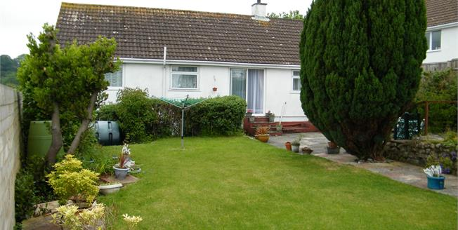 Fixed Price £245,000, 3 Bedroom Detached Bungalow For Sale in Crowlas, TR20