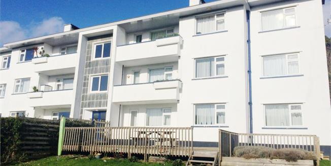 Fixed Price £210,000, 3 Bedroom Upper Floor Flat For Sale in St. Levan, TR19