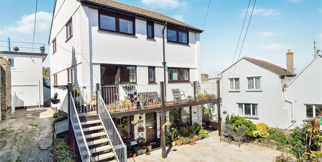 Asking Price £300,000, 5 Bedroom Detached For Sale in Newlyn, TR18