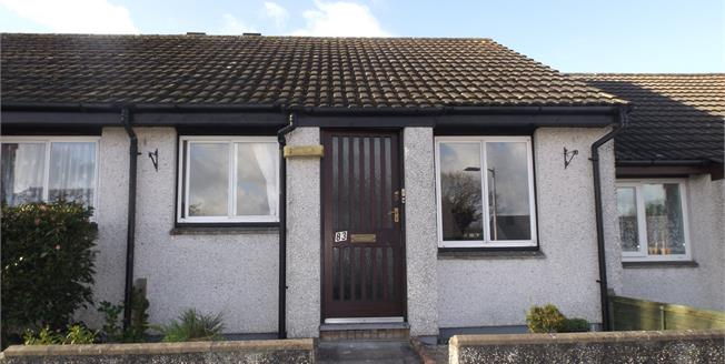 Guide Price £140,000, 1 Bedroom Terraced Bungalow For Sale in Heamoor, TR18