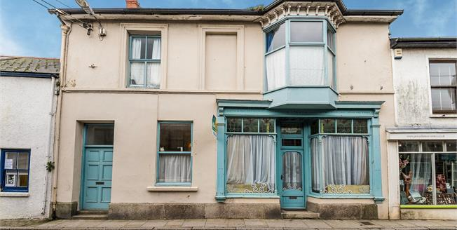 Guide Price £275,000, For Sale in Penzance, TR19