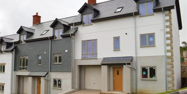 Asking Price £425,000, 4 Bedroom Semi Detached House For Sale in Nancledra, TR20