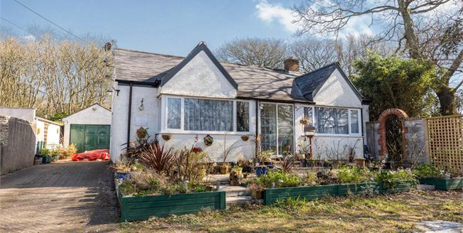Guide Price £325,000, 3 Bedroom Detached Bungalow For Sale in Goldsithney, TR20