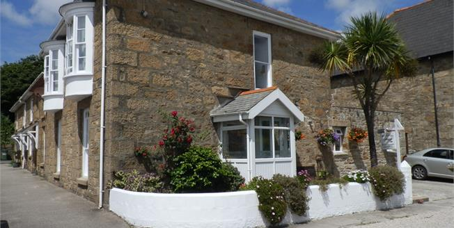 Guide Price £395,000, 5 Bedroom Semi Detached House For Sale in Penzance, TR18