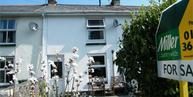 Asking Price £185,000, 3 Bedroom Terraced Cottage For Sale in Heamoor, TR18