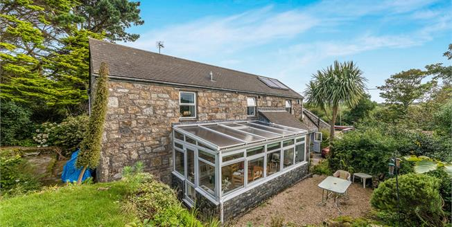 Asking Price £450,000, 3 Bedroom Detached Cottage For Sale in Penzance, TR19