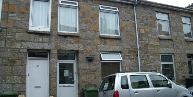 Fixed Price £150,000, 2 Bedroom Terraced House For Sale in Penzance, TR18