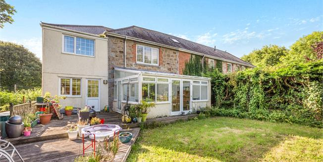 Asking Price £385,000, 4 Bedroom Terraced House For Sale in Gulval, TR18
