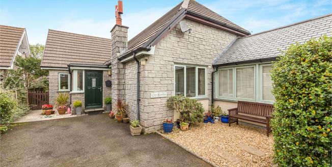 Asking Price £385,000, 4 Bedroom Detached Bungalow For Sale in Paul, TR19