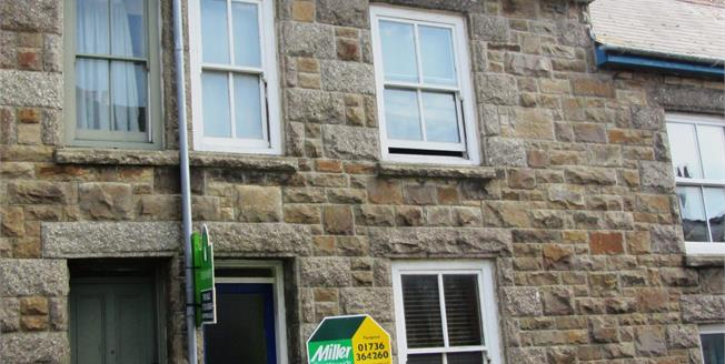 Asking Price £159,950, 2 Bedroom Terraced House For Sale in Penzance, TR18