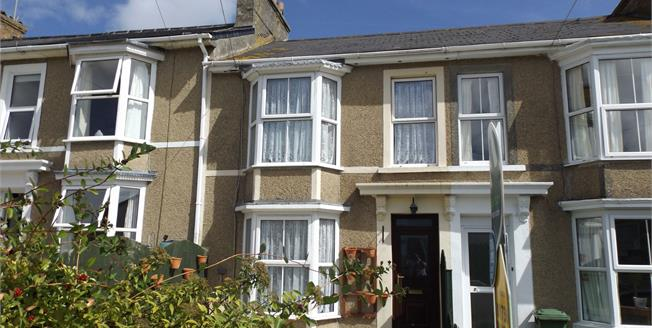 Asking Price £180,000, 2 Bedroom Terraced House For Sale in Penzance, TR18