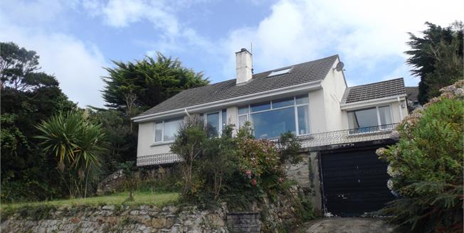 Asking Price £240,000, 2 Bedroom Detached Bungalow For Sale in Penzance, TR18