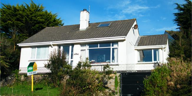 Asking Price £230,000, 2 Bedroom Detached Bungalow For Sale in Penzance, TR18