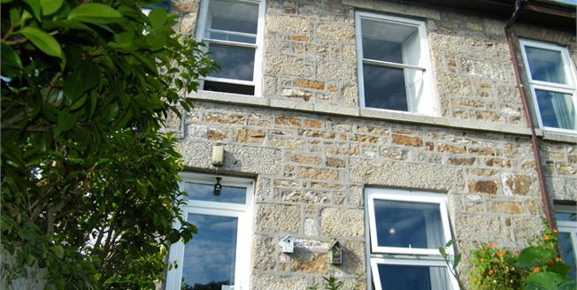 Asking Price £240,000, 2 Bedroom Terraced Cottage For Sale in Newlyn, TR18