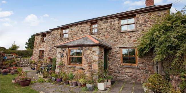 Guide Price £565,000, 4 Bedroom Detached House For Sale in Cornwall, TR5