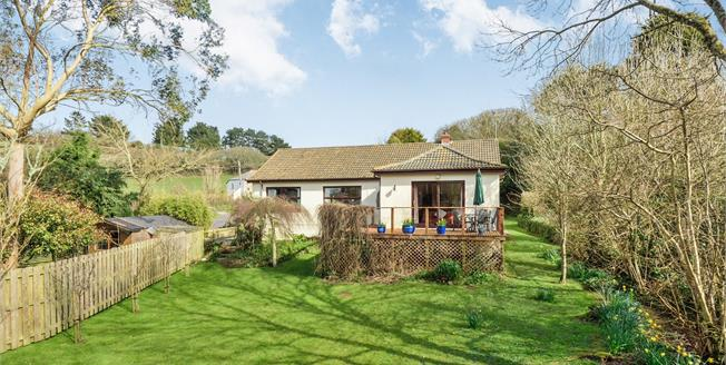 Offers in excess of £400,000, 4 Bedroom Detached Bungalow For Sale in Barkla Shop, TR5