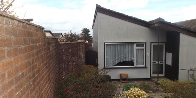 Guide Price £140,000, 2 Bedroom End of Terrace Bungalow For Sale in Mount Hawke, TR4