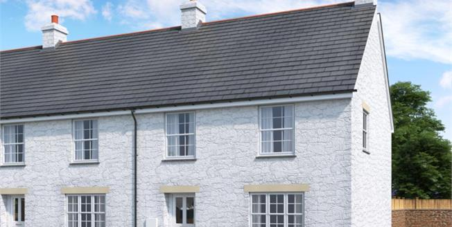 £345,000, 3 Bedroom End of Terrace House For Sale in Cornwall, TR5