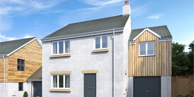£385,000, 3 Bedroom Detached House For Sale in Cornwall, TR5
