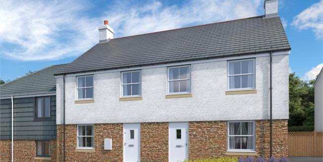 £137,500, 3 Bedroom House For Sale in Cornwall, TR5