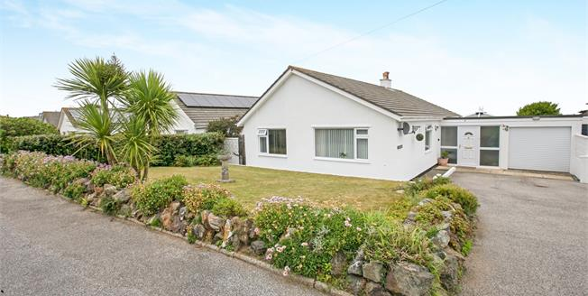 Guide Price £450,000, 3 Bedroom Link Detached House Bungalow For Sale in St. Agnes, TR5