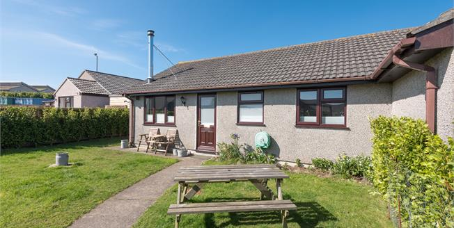 Asking Price £185,000, 2 Bedroom Semi Detached Bungalow For Sale in St. Ives, TR26
