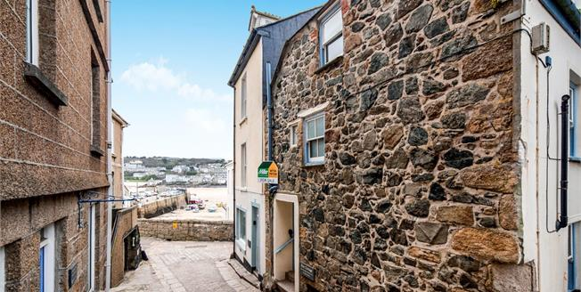 Offers Over £400,000, 2 Bedroom Terraced Cottage For Sale in St. Ives, TR26