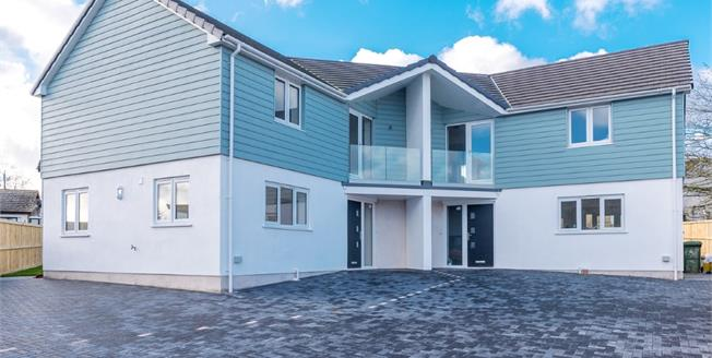 £370,000, 3 Bedroom Semi Detached House For Sale in St. Ives, TR26