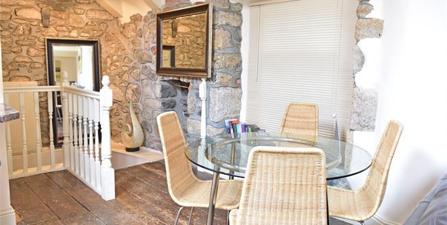 Asking Price £275,000, Upper Floor Maisonette For Sale in St. Ives, TR26