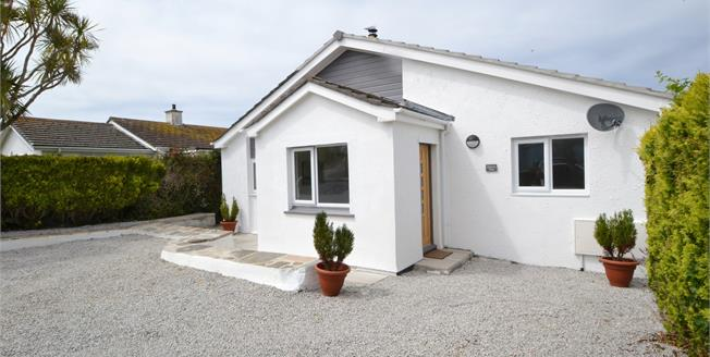 Asking Price £375,000, 3 Bedroom Detached Bungalow For Sale in Carbis Bay, TR26