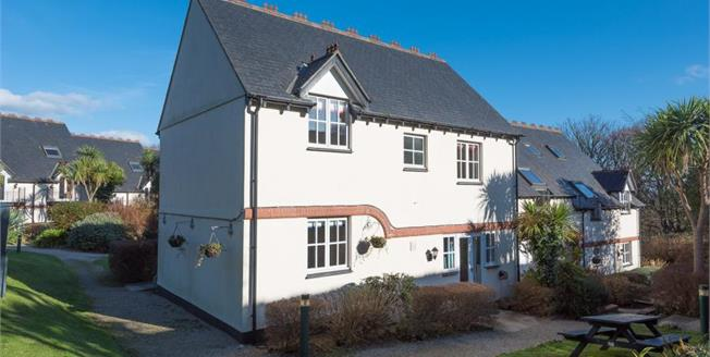 £420,000, 4 Bedroom House For Sale in St. Ives, TR26