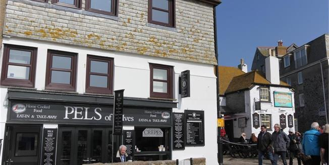Offers in excess of £375,000, For Sale in St. Ives, TR26