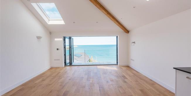 £650,000, 3 Bedroom Terraced House For Sale in Carbis Bay, TR26