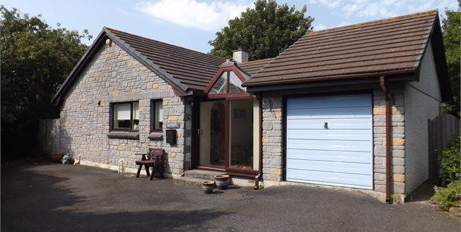 Asking Price £375,000, 3 Bedroom Detached Bungalow For Sale in Lelant, TR26