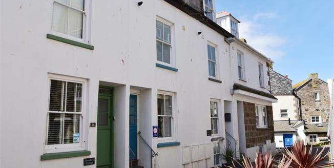 Asking Price £360,000, 2 Bedroom Ground Floor Flat For Sale in St. Ives, TR26