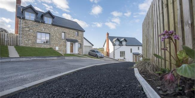 Guide Price £475,000, 3 Bedroom Detached House For Sale in Penzance, TR20