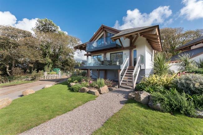 Superb 3 Bedroom Detached House For Sale In St Ives For 715 000 Interior Design Ideas Gentotryabchikinfo