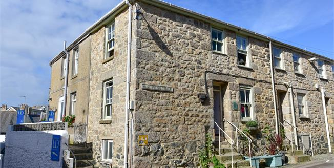 Asking Price £399,950, 2 Bedroom End of Terrace Cottage For Sale in St. Ives, TR26