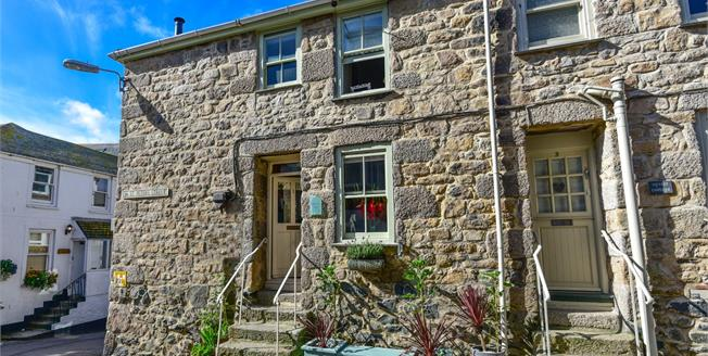 Asking Price £379,000, For Sale in St. Ives, TR26