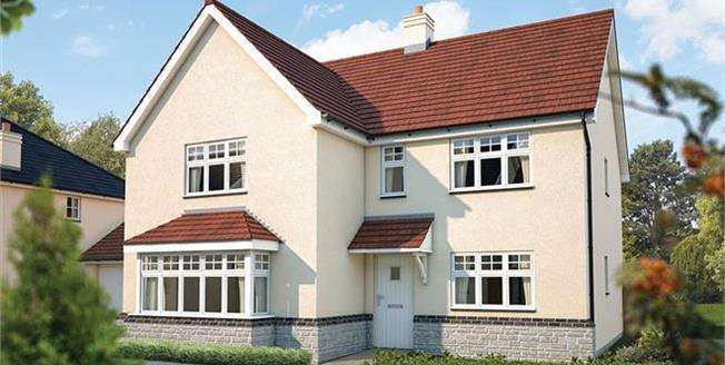 £384,995, 5 Bedroom Detached House For Sale in Hayle, TR27