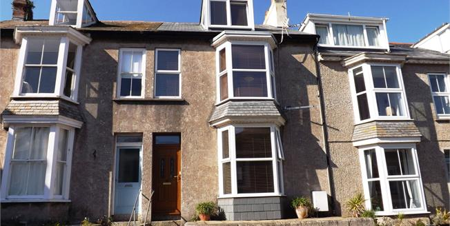 Offers in excess of £390,000, 4 Bedroom Terraced House For Sale in St. Ives, TR26