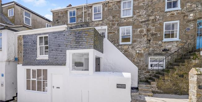 Offers in excess of £650,000, 3 Bedroom Terraced Cottage For Sale in St. Ives, TR26