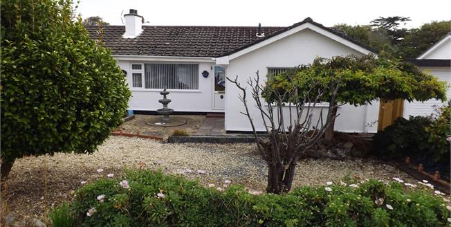 Offers Over £280,000, 2 Bedroom Semi Detached Bungalow For Sale in Carbis Bay, TR26