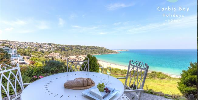 Asking Price £385,000, 2 Bedroom Flat For Sale in Carbis Bay, TR26